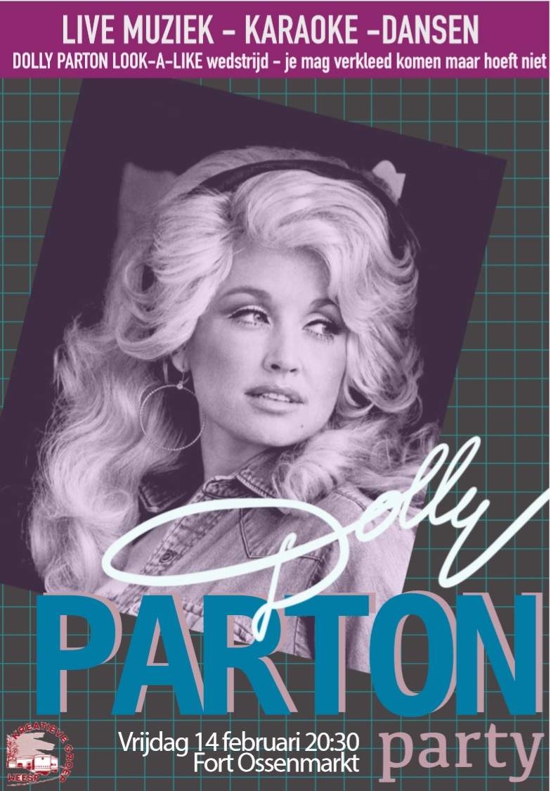 "Gitaarsessie ""Dolly Parton"""