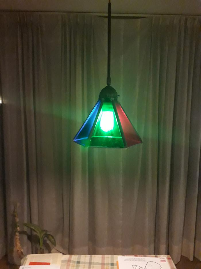 GlasInLood dinsdag Gerard van Nes - Lamp 2018.JPG